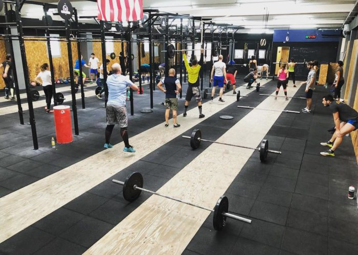 corso CrossFit Reborn