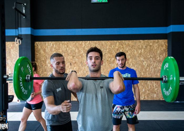 CrossFit Reborn corso